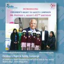 Children's Right to Safety-New Venture with Apollo Foundation